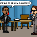 Obama Goes to Indonesia?