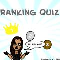 Ranking quiz!