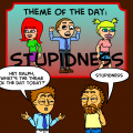 TotD: Unnoticed/stupidness