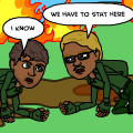 Call of bitstrips