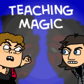 Teaching Magic