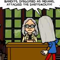Ben Franklin's Trial