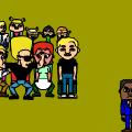 Cartoon Network Characters LOL
