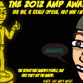 The 2012 Amp Awards!