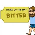 TotD: Bitter