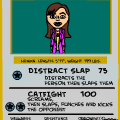 CHERYL'S Pokemon Card