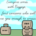 'Everyone Has Baggage'
