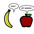 Annoying Apple