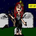 'zombie prom queen'