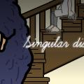 Singular distance