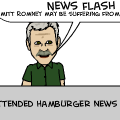 Unattended Hamburger News
