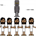 TotD: Robot Over Lords