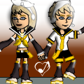 Rin and Len Kagamine