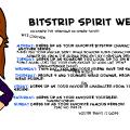 BITSTRIP SPIRIT WEEK