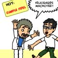 Ñ.A. Cumple Fidel