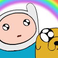 Jake &amp; Finn :3