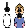 Bane Mask (FREE 2 USE)