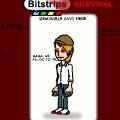 Bitstrips Survival Sign Ups.