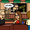 'The Bar Scene Two'