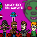 Ligoteo en Marte