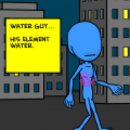 Water Guy - A Whole New Film