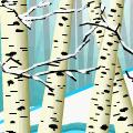TotD: Birch Forest