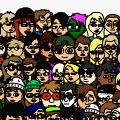 100 FRIENDS!