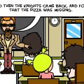Bitstrip High School Parody2  