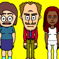 Bitstrips Survivor: Bloopers