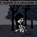 Trapped In A Cold Dark World