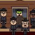 TotD: Saloon fight