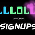 'TROLLLOLLOVE: Signups'