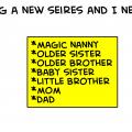 Magic nanny!