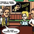 'Bar That Man!'
