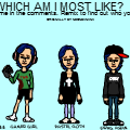 which am I most like? REMIX!