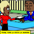 Feliz de Frank