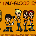 My Half-Blood Days