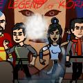TV cast: LoK