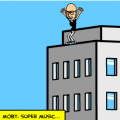 I'm A Fan of MOBY.. His Music.