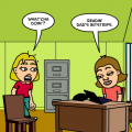 'Readin' Dad's Bitstrips'
