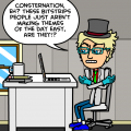 TotD: CONSTERNATION