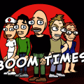'Boom Times!'