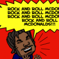 WESLEY WILLIS, ROCK STAR....