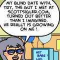 'Blind Date Surprise'