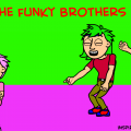 wolf123's funky brothers