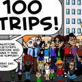 100 Strips!