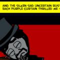 silken sad uncertain rustling