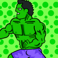 The Unincredible Hulk!