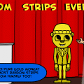 Most Random Strips Ever