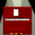 The Lonely Piano